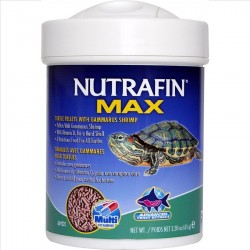 Turtle Pellets w/shrimp 65g...