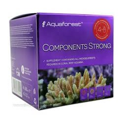 Components Strong 4x75ml...