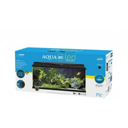 Aquarium 80 LED 74L  Ciano