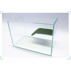 Turtle Aquarium w/ Ramp...