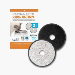 Dual Action Fountain Filter...