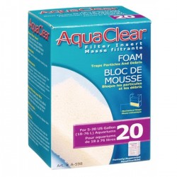 Foam 20 Filter AquaClear